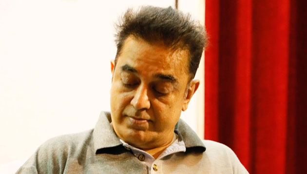 Kamal denies entering politics