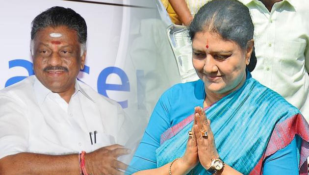 OPS, Sasikala attend conclave in Chennai