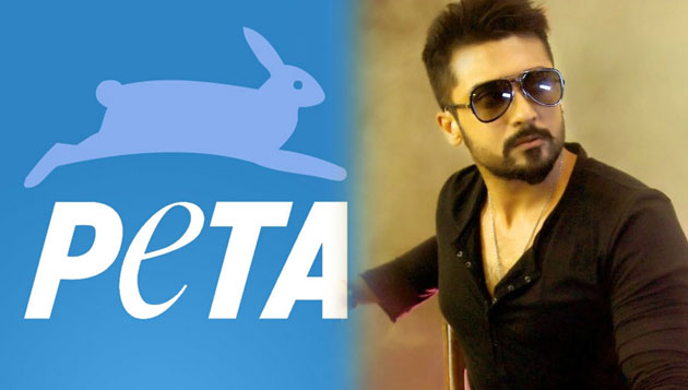 PETA slams Suriya, says actor wants to gain publicity