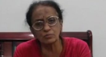 Radha Rajan apologises for sexual remark, says she was misquoted
