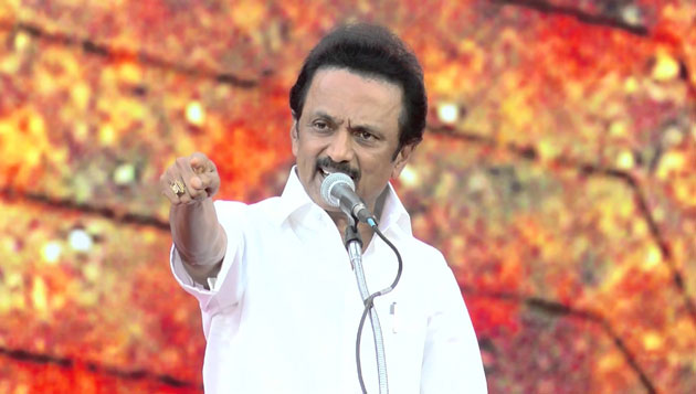 Stalin appointed DMK working president