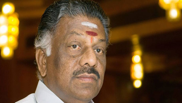 Cops refusing permission for Jaya b'day events: Panneerselvam