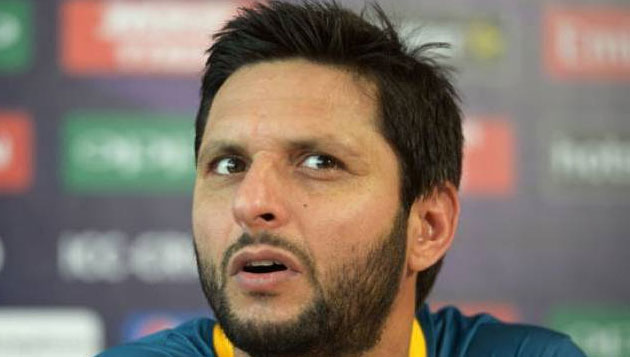 Crack down on corruption, Afridi tells PCB