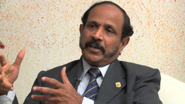 I am very much in Mylapore, wil serve people: Ex-DGP Nataraj