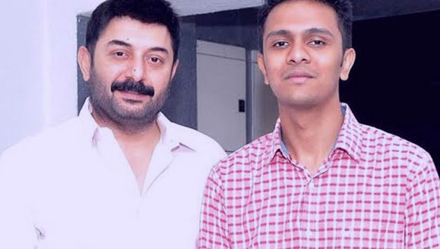 It's official: Karthik's next with Aravind Swamy