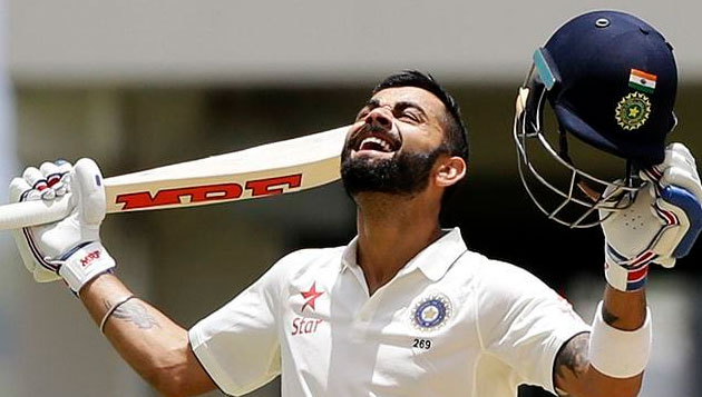 Kohli makes it big with double century