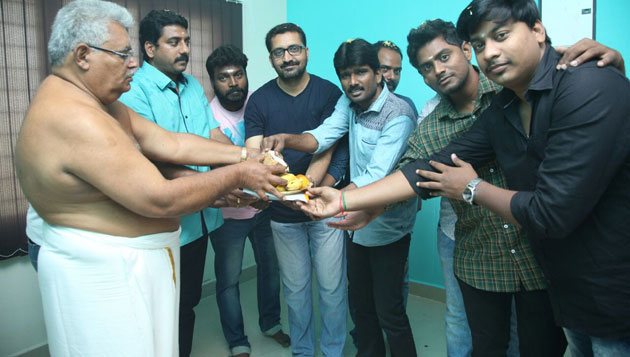 NAGAL is a pure horror with only one character reveals debutante Director Suresh S Kumar