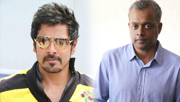 No porblem between Gautham Menon, Vikram