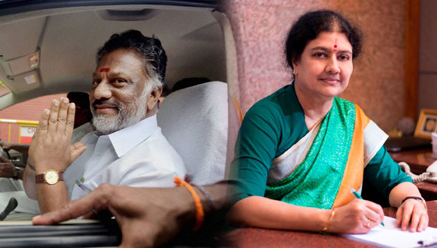 OPS says he can't be removed from AIADMK; slams Sasikala