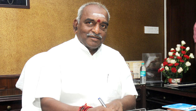 Only God knows the fate of Palaniswami govt: Pon Radhakrishnan
