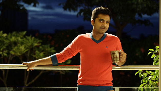 Simbu's special day, Santhanam releases teaser