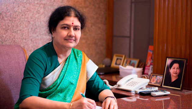 Uncertainty prevails over Sasikala's swearing-in