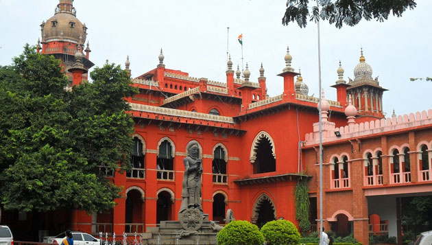 CISF cover not needed for court: HC