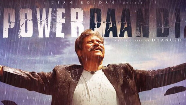 Dhanush's Pa Paandi trailer makes waves
