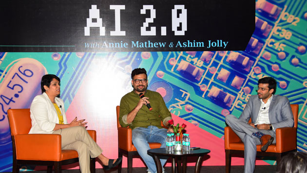 Entrepreneur's Organization, Chennai conducted a learning event on AI 2.0 (Artificial Intelligence) for its Members