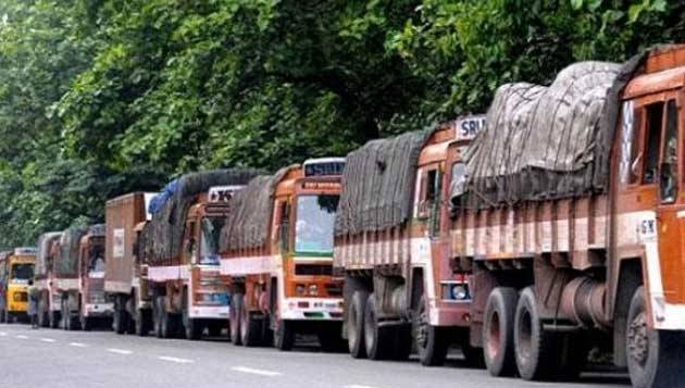 Lorry strike starts, supply of goods to get affected