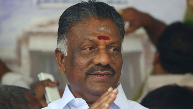 OPS to go on hunger strike on March 8 seeking probe into Jaya's death