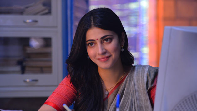"Shruti Haasan ""The Box Office Queen for South India""!"