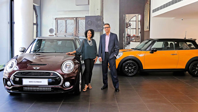 ​The Iconic MINI arrives in Chennai