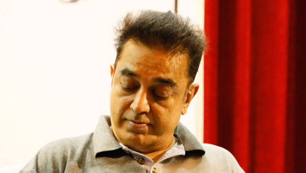 Fire mishap at Kamal's house