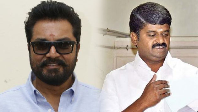 IT raids at Vijayabaskar, Sarathkumar's houses