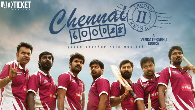 It is the 10th Anniversary for the team Chennai 600028