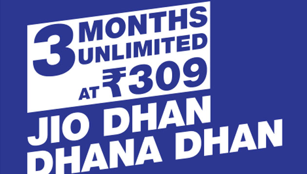 Jio Introduces New Rs 309 All Unlimited Plan With Special Benefits Exclusively For Jio Prime Members