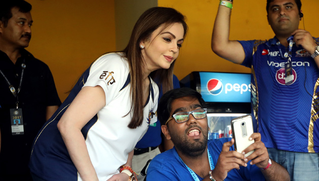 Mumbai Indians host 18,000 underprivileged kids as its 12th man