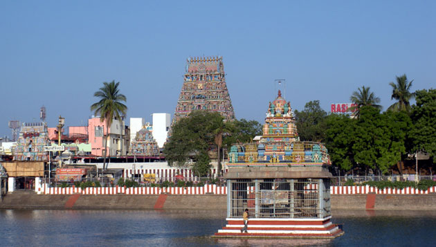 Mylapore is place for temples, hotels & more