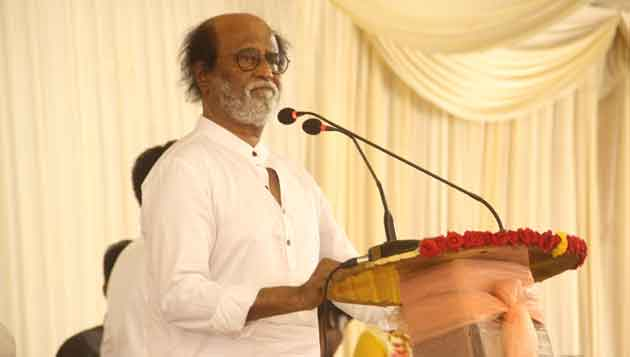 Rajini's advice to producers, distributors, critics