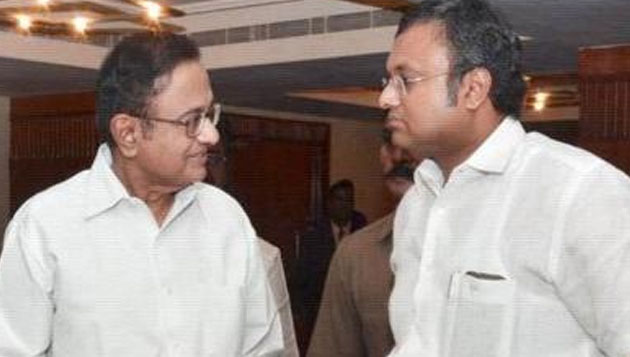 2 days after CBI raids, Karti Chidambaram leaves for London