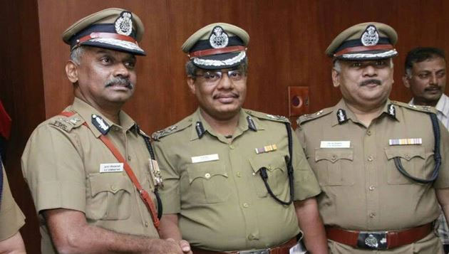 A K Viswanathan takes charge as Chennai CoP, reveals top priorities