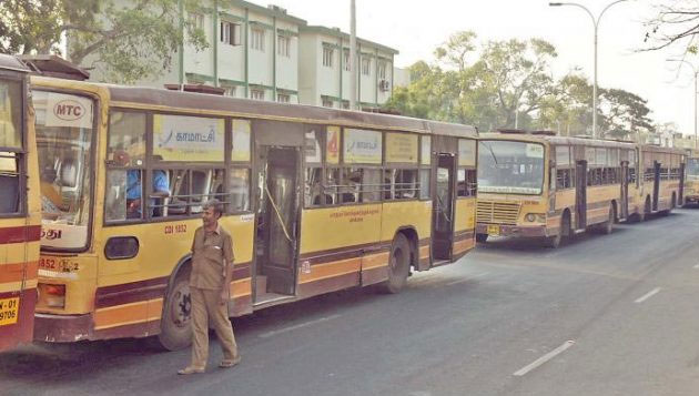 Bus strike continues, people suffer, govt takes remedial measures