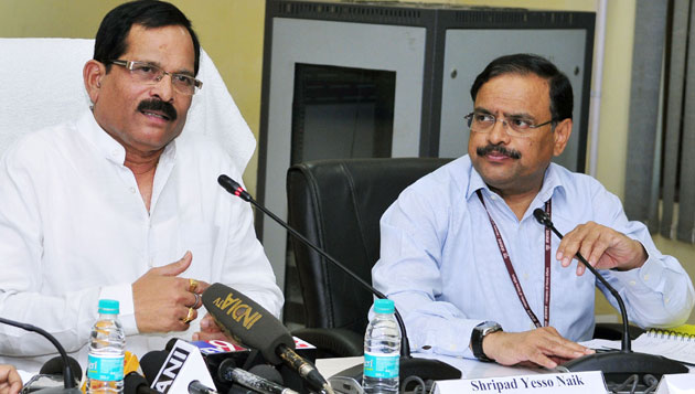 Mega Event of IDY-2017 led by the PM to be Organised in Lucknow: Shripad Yesso Naik