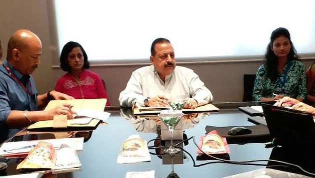 Northeast organic products to be showcased outside: Dr Jitendra Singh