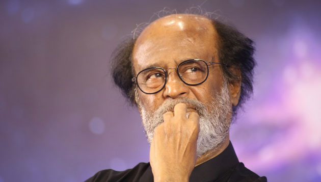 Rajini's strict warning to fans