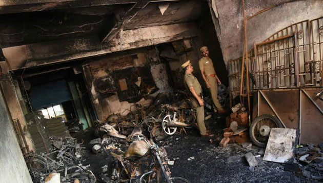 Shocking details about Vadapalani fire mishap