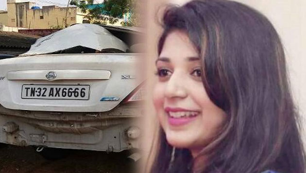 TV actress dies in road mishap, father alleges foulplay
