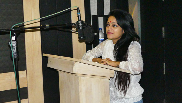 The Dubbing work of Balloon tamil movie commences