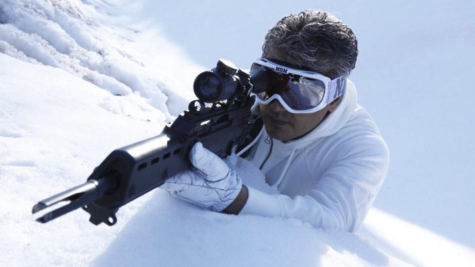 Never ever give up, Ajith says in Vivegam teaser