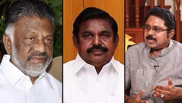 3 AIADMK factions: Divided by leaders, united by support for BJP