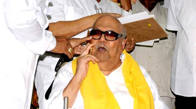 As Karunanidhi turns 94, leaders from all over India in Chennai