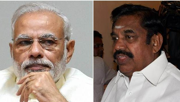 CM Palaniswami explains why he frequently meets PM Modi