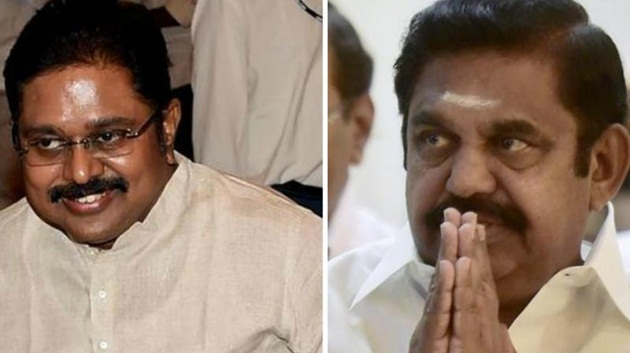 EC orders FIR against Edappadi, Dinakaran over RK Nagar bypoll bribery