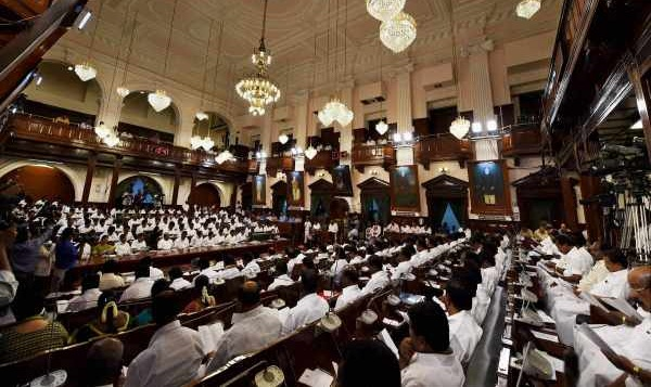 GST Bill tabled in TN Assembly