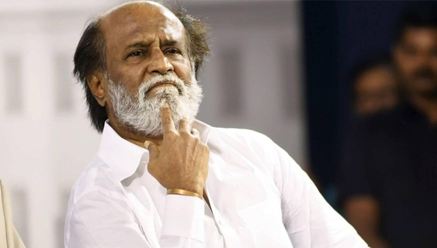 I am holding discussions on political entry: Rajini