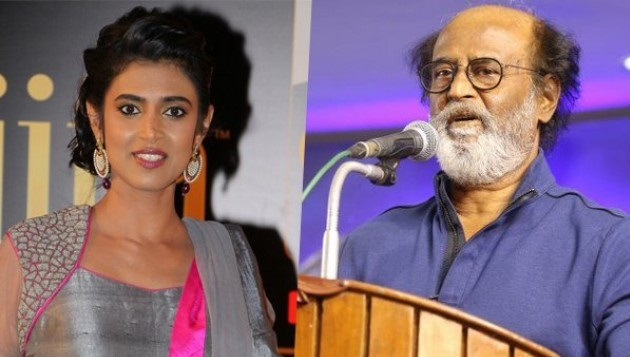 Kasthuri meets Rajini, discusses politics