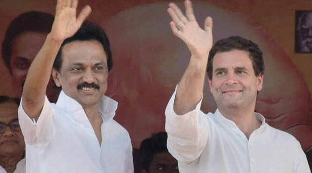 Rahul can't become PM, Stalin can't become CM: BJP