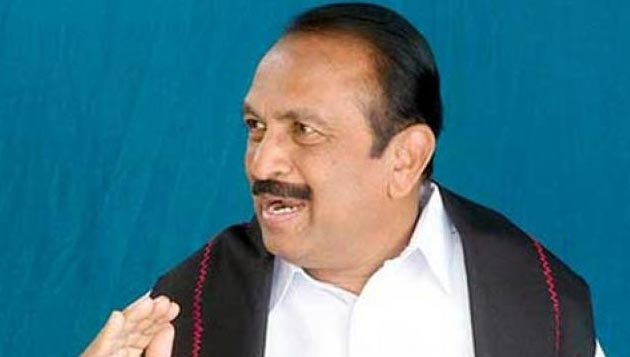 What happened to Vaiko in Malaysia?