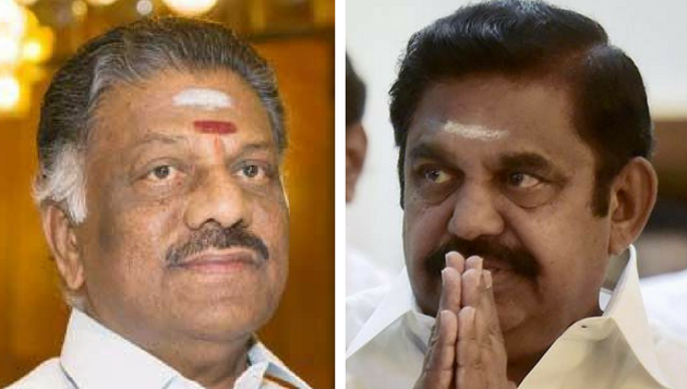 With EPS, OPS supporting Kovind, what will Dinakaran decide?